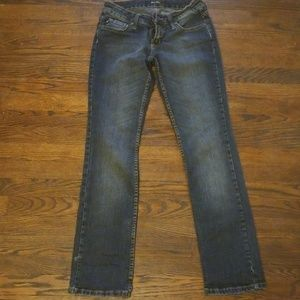 Denim - Straight Leg Jeans